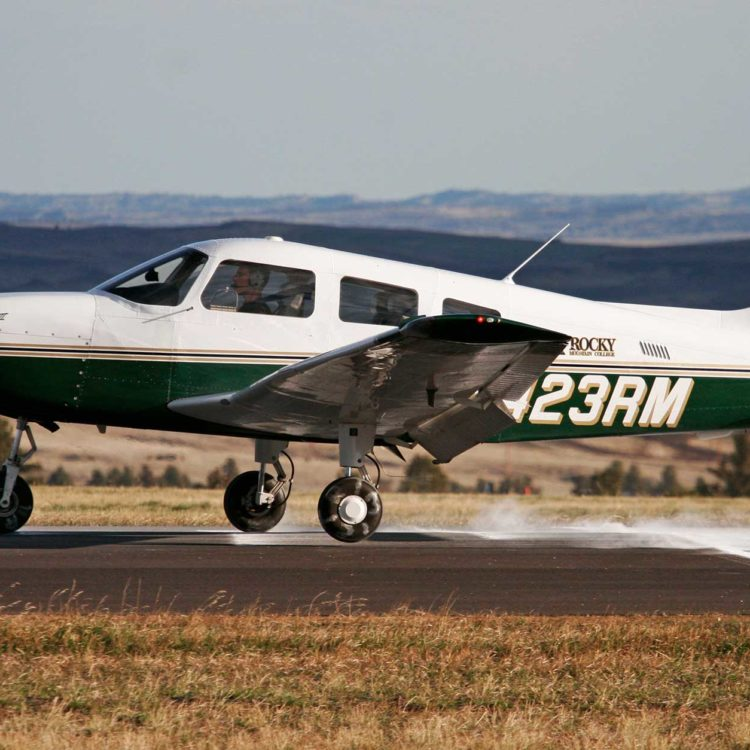 Rocky Mountain College Aviation Program